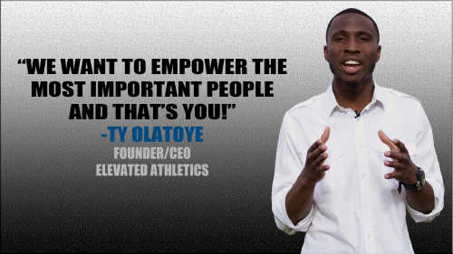 Elevated Athletics: The New Platform For Young Athletes'