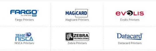 ID Badge Printer'