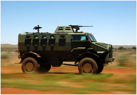 Vehicle Armour Market'