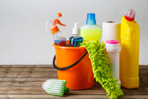 Household Cleaning Products'