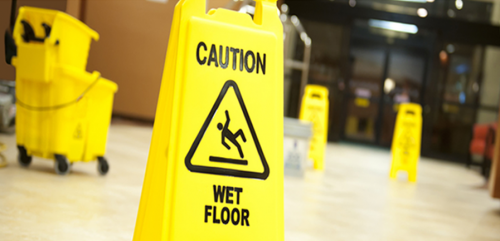 Contract Cleaning Services'