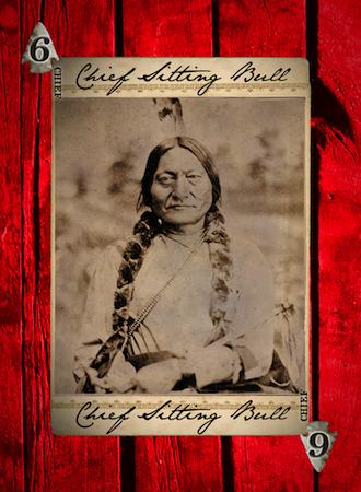 Little Bighorn Rummy'