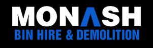 Company Logo For Monash Bin Hire & Demolition Melbou'
