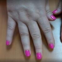 PamperMe Nails And Spa Logo