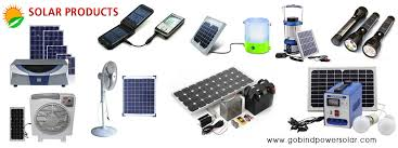 Solar Power Products Market'