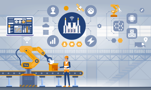 IoT in Manufacturing'