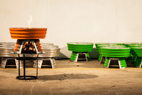 Baker Stove: An Energy Efficient Cookstove'