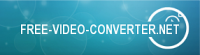 Free-Video-Converter.NET Logo