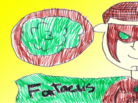 I AM FARTACUS! Logo