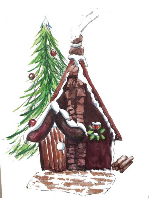 Gingerbread House Jubilee 2'