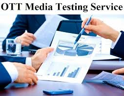 OTT Media Testing Service Market Seeking Excellent Growth: Q'