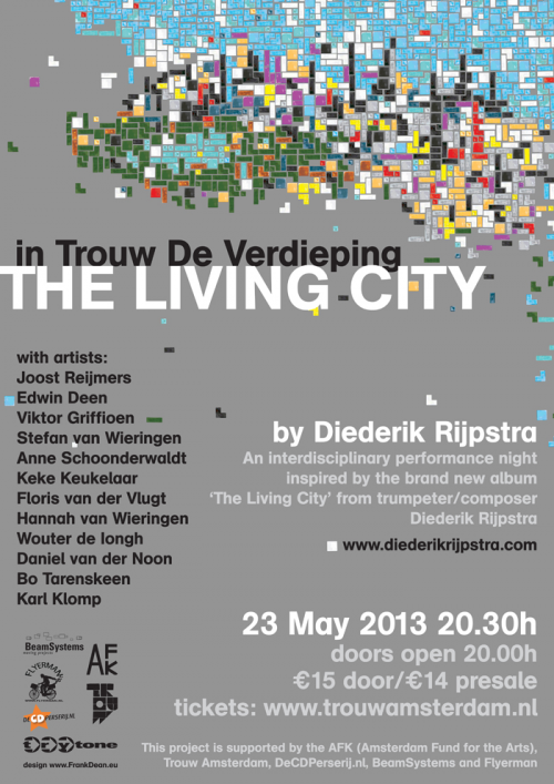 The Living City Project'