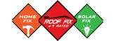 Roof Fix - Roof Repair Companies The Woodlands TX Logo