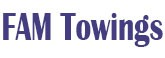 FAM Towings - Emergency Towing Services Alsip IL Logo