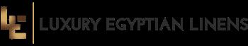 Company Logo For Luxury Egyptian Linens'