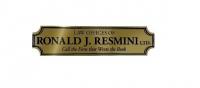 Law Offices of Ronald J. Resmini, LTD. Logo