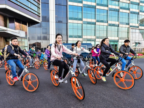 Bike Sharing'