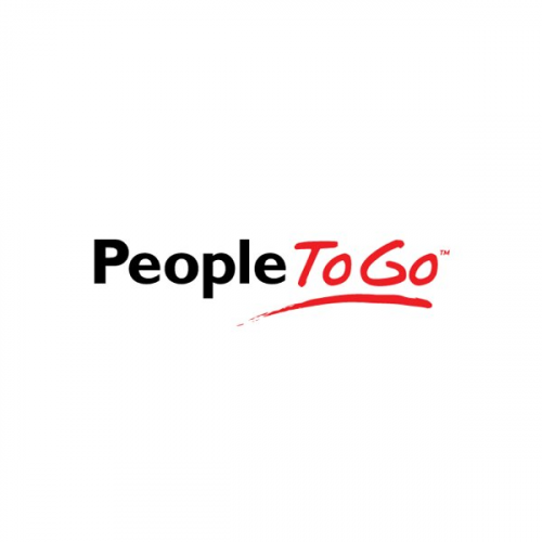 Company Logo For PeopleToGo'