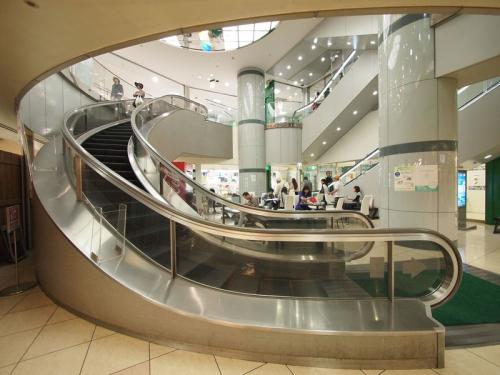 Curved Escalator Market'