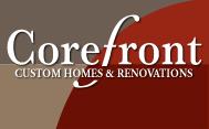 Company Logo For Corefront Custom Renovations'