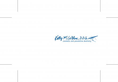 Company Logo For Kelly M. LeBlanc, D.D.S.'