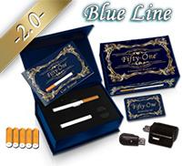 SoBeVaporizers.com Sale on Blue Line Electronic Cigarettes'