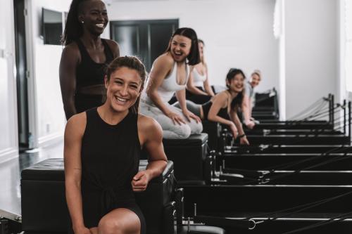 Studio Pilates International expands its footprint into the'