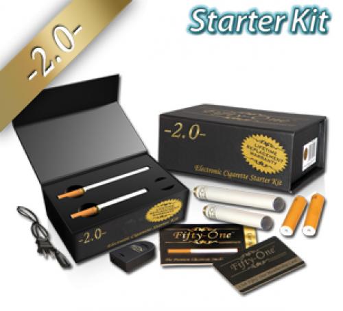 Smoke51 Standard electronic cigarette starter kit'