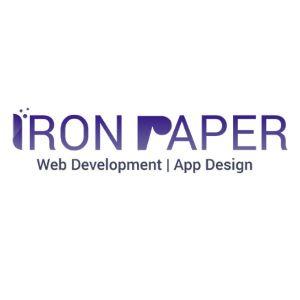 Company Logo For IronPaper'