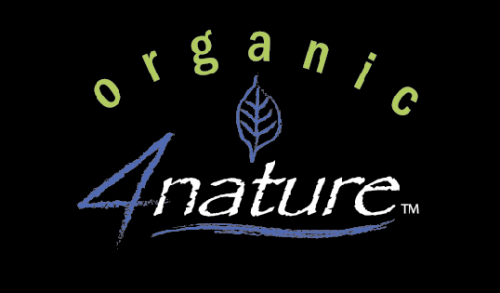 Logo for Organic4Nature'