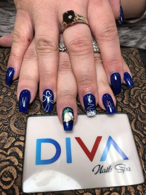 Company Logo For Diva Nails Spa'