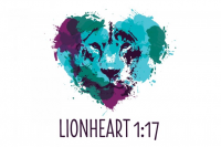 LIONHEART 1:17, Inc. (Innocence Sold) Logo
