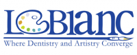 Ken LeBlanc D.D.S. Logo