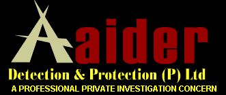 Logo for Aaider Detection & Protection (P) Ltd'