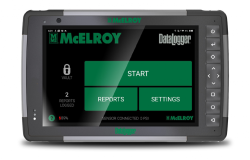 New Features and Improvements of the McElroy DataLogger 7'