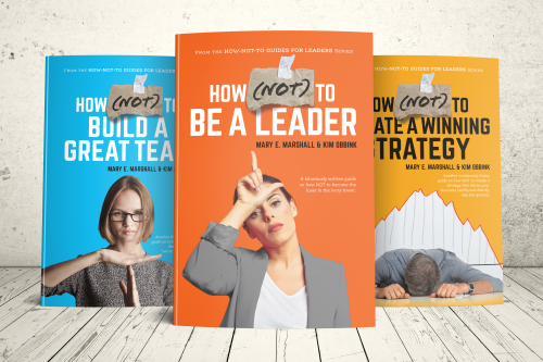 How (Not) To Guides for Leaders'