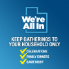 We're All In - household only'