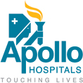 Logo for Apollo Hospitals'