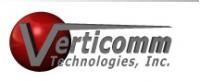 Verticomm Technologies Inc. Logo