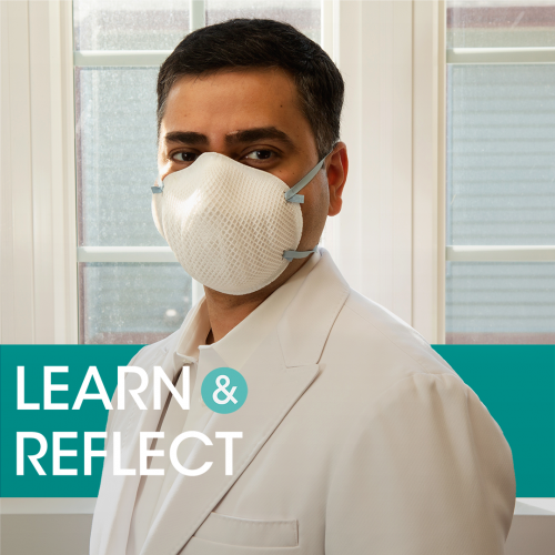 Dr. Haleem Learn & Reflect'