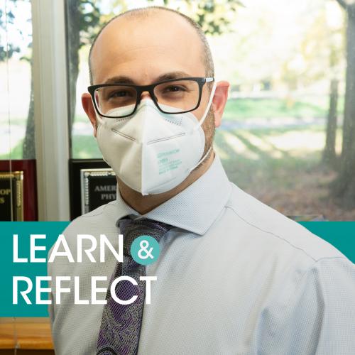 Robert Brecher, PSYD | Learn & Reflect'