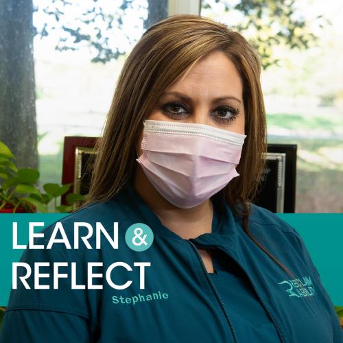 Stephanie Ricciardi   Learn & Reflect'