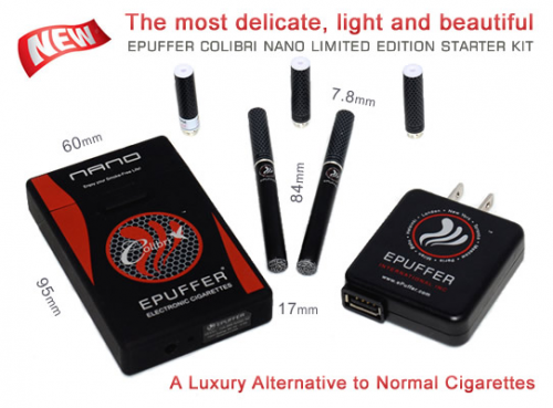 A Luxury Alternative to Normal Cigarettes'
