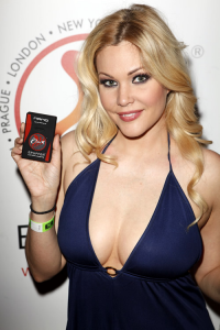 Shanna Moakler at the Oscar's style lounge