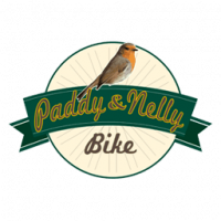 Paddy & Nelly Bike Hire Logo