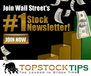 Join Wall Street's #1 Stock Newsletter'