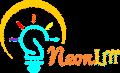 Neon Litt Logo