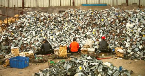 E-waste Recycling Sales Market'