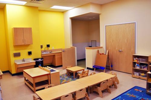 JAB Industries completes work for Kiddie Academy'