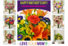Happy Mother's Day Flowers'
